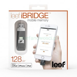mobilna/flash Leef iBridge 128GB iPhone iPad