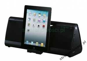 Glosnik/stacja iPad/iPod ONKYO SBX 200 bluetooth